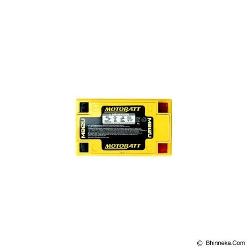 MOTOBATT Aki Quadflex [MB12U] Moge - Battery Charger Otomotif / Cas Aki