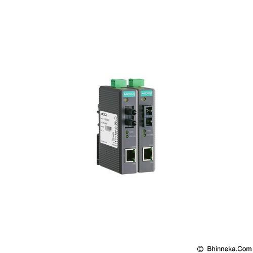 MOXA Media Converter [IMC-21-M-SC] - Switch Converter