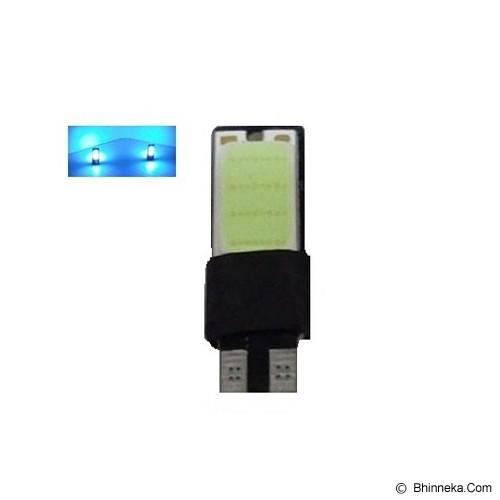 MOZA Bohlam Lampu Colok LED Plasma 12V [T 10 COB] - Ice Blue - Lampu Bohlam / Bulb