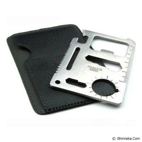 MOZA Multifungsi Survival Card Knife Tool - Multi Tool