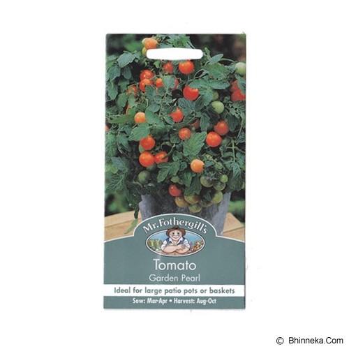MR FOTHERGILLS Tomato Cherry Garden Pearl - Bibit / Benih Sayuran