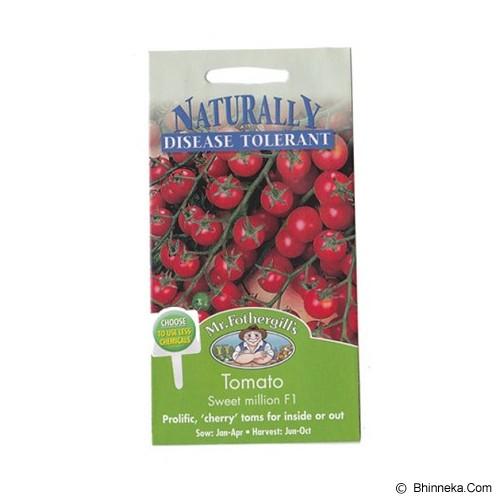 MR FOTHERGILLS Tomato (Cherry) Sweet Million F1 - Bibit / Benih Sayuran