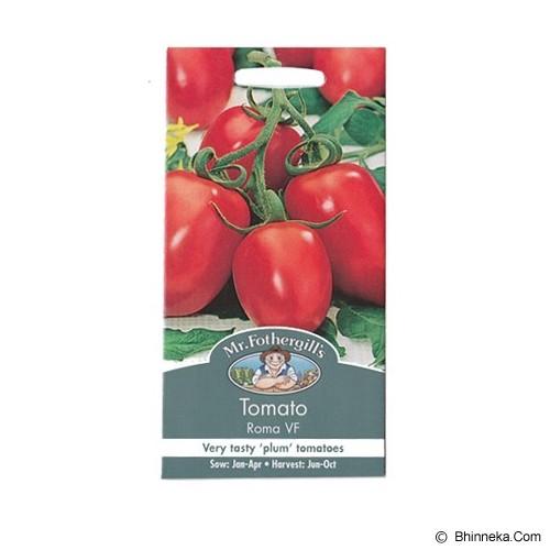 MR FOTHERGILLS Tomato (Plum) Roma VF - Bibit / Benih Sayuran