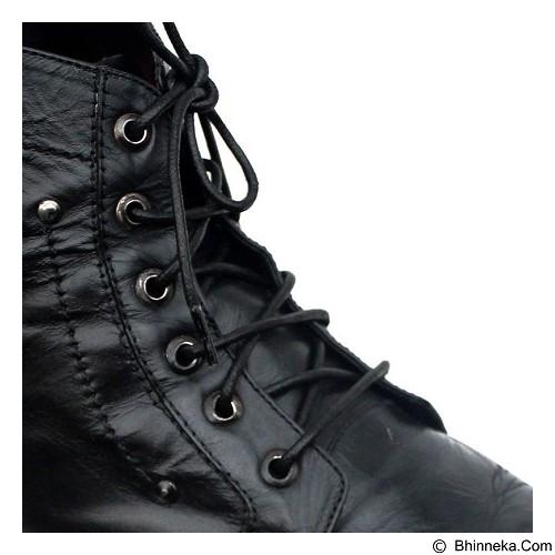 MR SHOELACES Tali Sepatu Lilin Bulat [RD01060] - Black Pearl (Merchant) - Tali Sepatu Pria