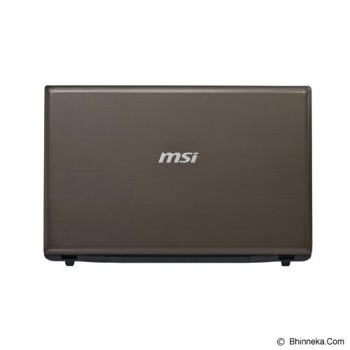MSI Notebook CX61 2QF (Core i7-4712MQ) - Grey - Notebook / Laptop Gaming Intel Core I7