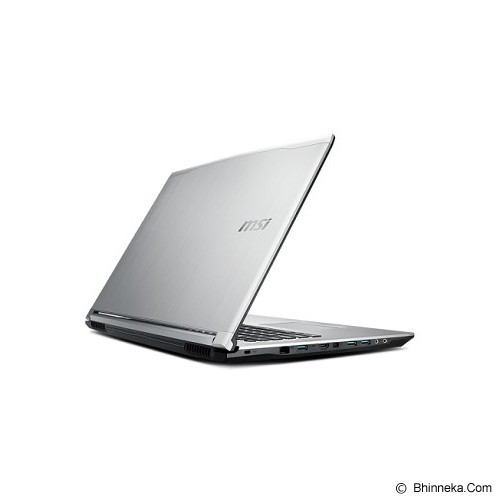 MSI Notebook PE60 2QD (Core i7-5700HQ) - Silver (Merchant) - Notebook / Laptop Gaming Intel Core I7