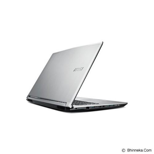 MSI Notebook PE60 2QE (Core i7-5700HQ) - Silver - Notebook / Laptop Gaming Intel Core I7