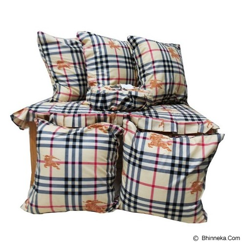 MUGUNGHWA Living Room Set Promefero - Sarung Bantal