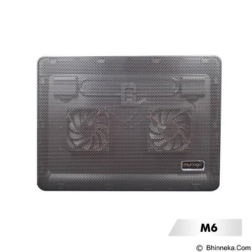 MURAGO Cooler [M6] - Black - Notebook Cooler
