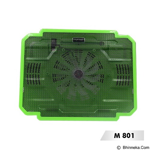 MURAGO Cooler [M801] - Green - Notebook Cooler