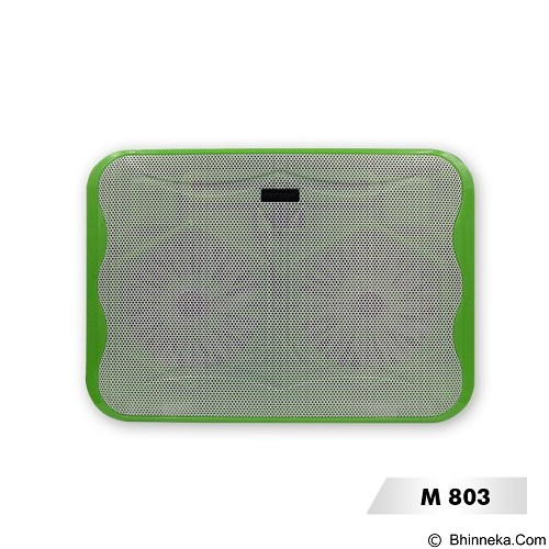MURAGO Cooler [M803] - Green - Notebook Cooler