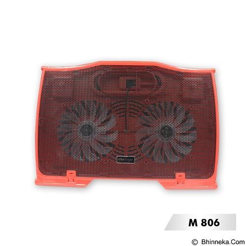MURAGO Cooler [M806] - Red - Notebook Cooler