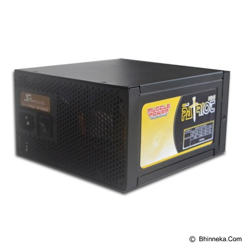 MUSCLE POWER PSU Patriot 850W - Power Supply 600w - 1000w