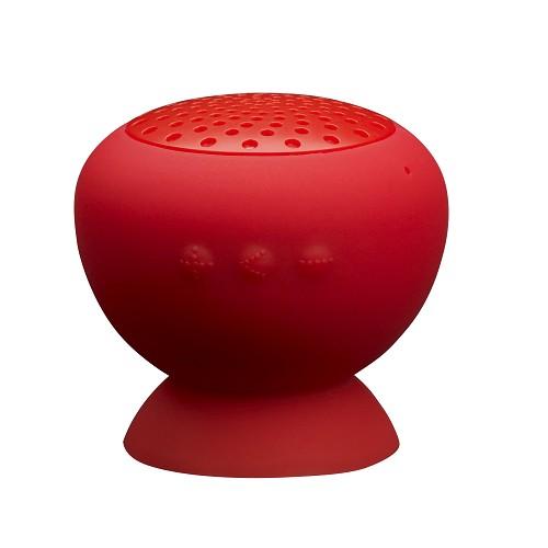 MUSHROOM Wireless Speaker - Red - Speaker Bluetooth & Wireless
