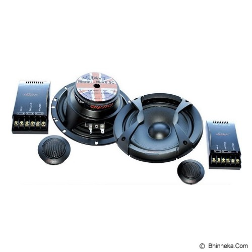 MUTANT Speaker Mobil [M-V 6.5C] - CAR AUDIO SYSTEM