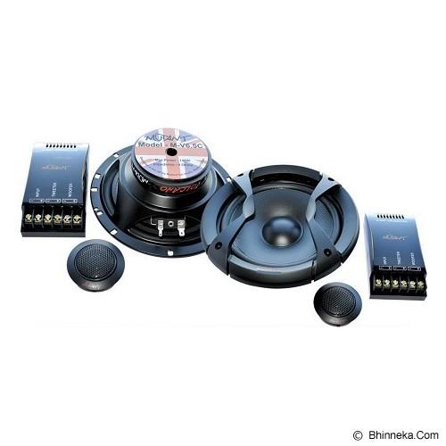 MUTANT Speaker Mobil [M-V 6.5C] - Car Audio System