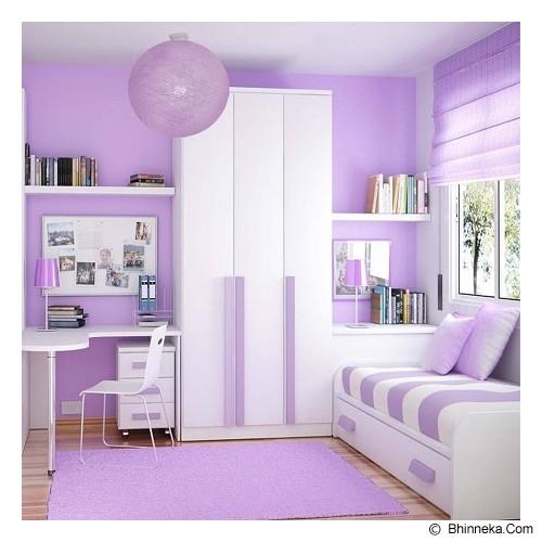 MY JADE! STUFF Big Cotton Ball 10'' - Lavender - Lampu Gantung