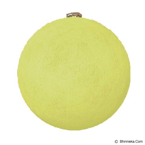 MY JADE! STUFF Big Cotton Ball 10'' - Pale Green - Lampu Gantung