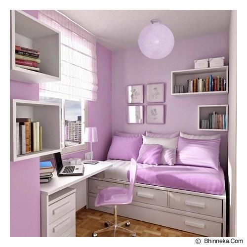 MY JADE! STUFF Big Cotton Ball 10'' - Pale Purple - Lampu Gantung
