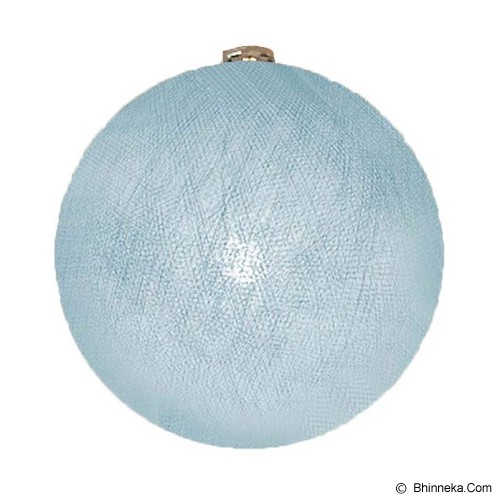 MY JADE! STUFF Big Cotton Ball 10'' - Sky Blue - Lampu Gantung
