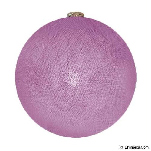 MY JADE! STUFF Big Cotton Ball 12'' - Violet - Lampu Gantung