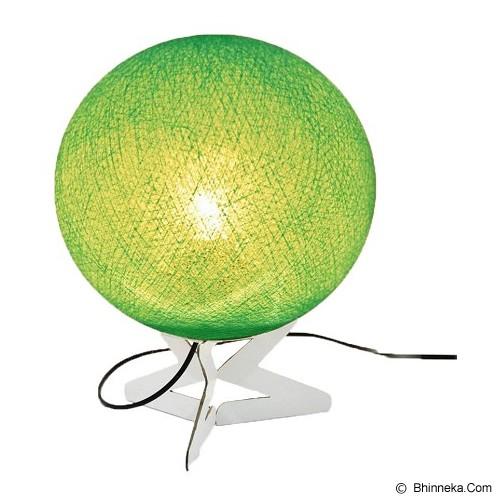 MY JADE! STUFF Cotton Table Lamp - Lime - Lampu Meja