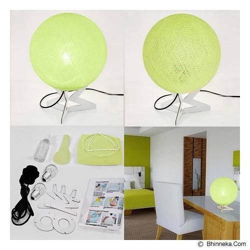 MY JADE! STUFF Cotton Table Lamp - Pale Green - Lampu Meja