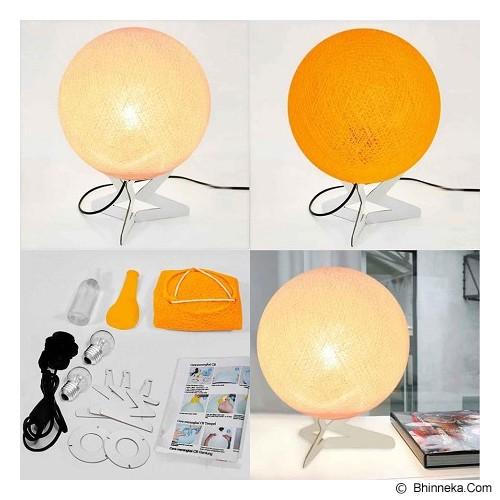 MY JADE! STUFF Cotton Table Lamp - Sun Flower - Lampu Meja