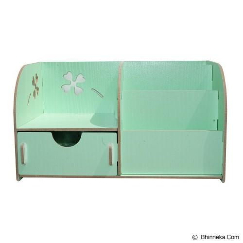 MY KITCHEN HELPER Storage Mini Rack - Green - Rak Serbaguna