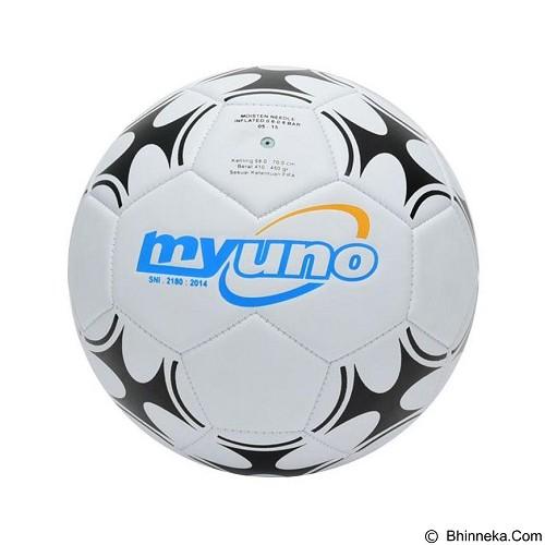 MYUNO Bola Soccer PU Size 5 (Merchant) - Bola Sepak / Soccer Ball