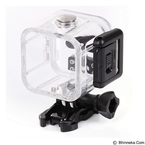 MYYTA19 Underwater Waterproof Case IPX68 45m for GoPro Hero 4/5 - Black (Merchant) - Camcorder Mounting