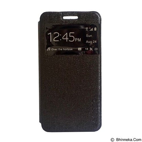 Myuser Flip Cover for Samsung Galaxy Grand 2 / G710 - Black (Merchant) - Casing Handphone / Case