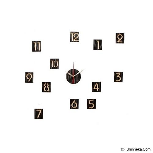 NAIL YOUR ART Jam Dinding Artistik DIY [NYA131201] - Artistic Wall Clock - Jam Dinding