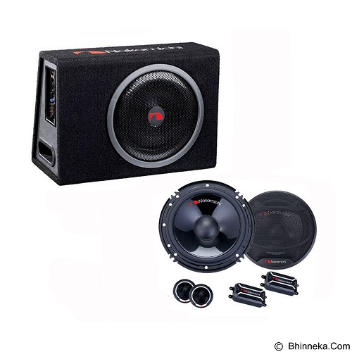 NAKAMICHI PAKET AUDIO 1 - Car Audio System