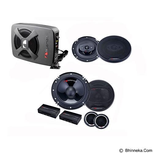 NAKAMICHI PAKET MULTIMEDIA 3 - Car Audio System