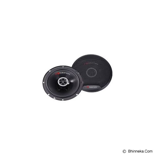 NAKAMICHI Speaker Mobil [SP-S1620] - Car Audio System