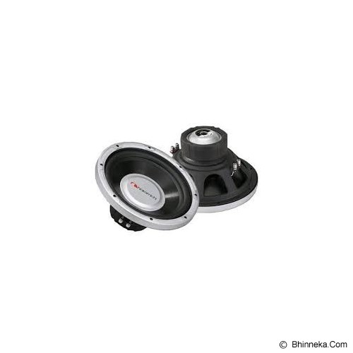 NAKAMICHI Speaker Mobil [SP-W31D] - Car Audio System