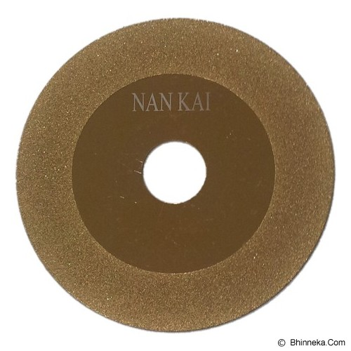 NANKAI Diamond Gold Cutting Disc 4 inch - Mata Gerinda