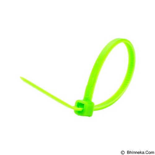 NANKAI Kabel Ties 20 cm - Green (Merchant) - Cable Holder / Cable Tie