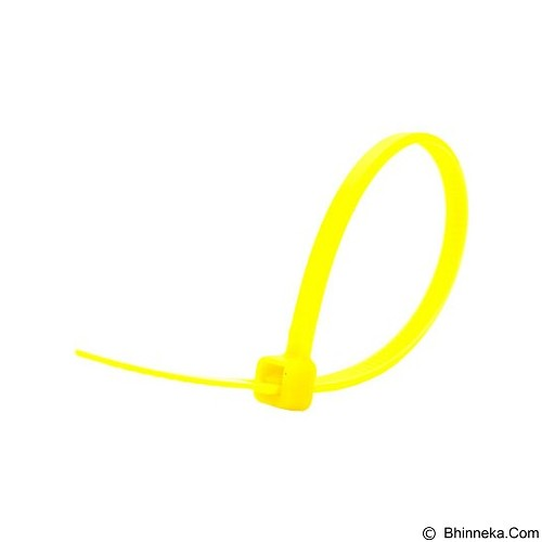 NANKAI Kabel Ties 25 cm - Yellow (Merchant) - Cable Holder / Cable Tie
