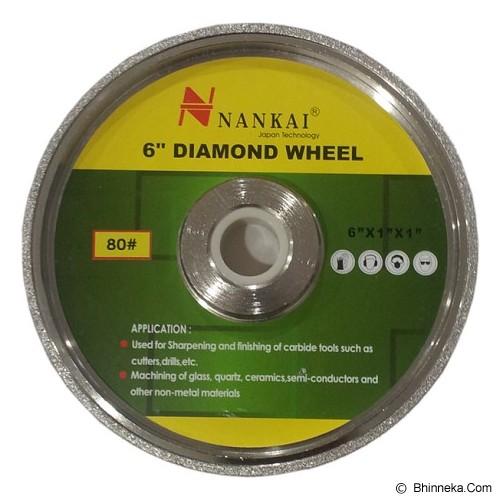 NANKAI Diamond Grinding Wheel #100 - Mata Gerinda