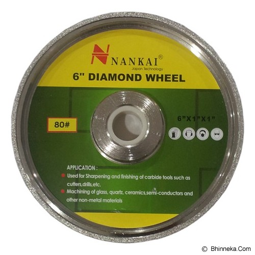 NANKAI Diamond Grinding Wheel #320 - Mata Bor