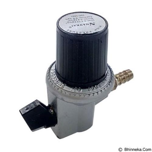 NANKAI Regulator LPG High Pressure (Merchant) - Regulator & Selang Kompor Gas