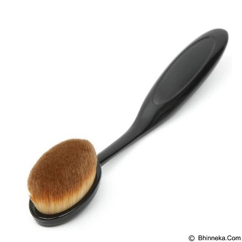 NANOPANDA SHOP Oval Makeup Brush (Merchant) - Kuas Make-Up