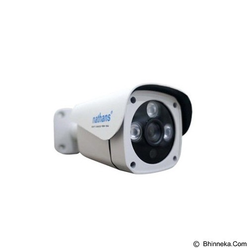 NATHANS Outdoor Camera AHD 1.3MP [NHO-D1302] - Cctv Camera