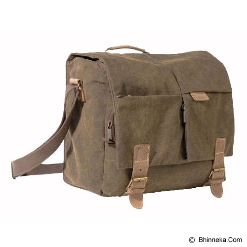 NATIONAL GEOGRAPHIC A2560 Medium Satchel - Brown - Camera Shoulder Bag