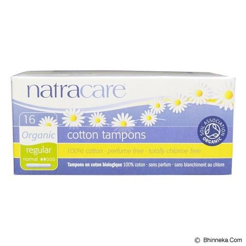 NATRACARE Cotton Tampon Regular With Applicator [782126008008] - Pembalut Wanita