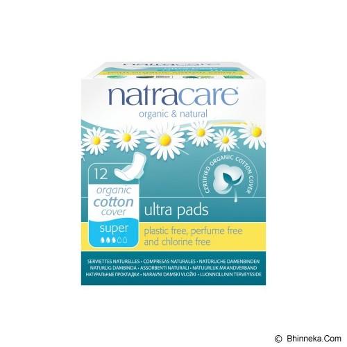 NATRACARE Ultra Pads Super With Wings [782126003089] - Pembalut Wanita