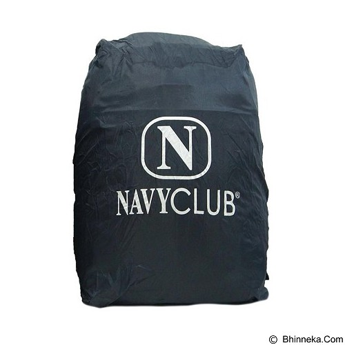 NAVY CLUB Expandable Backpack [8280] - Red - Notebook Backpack