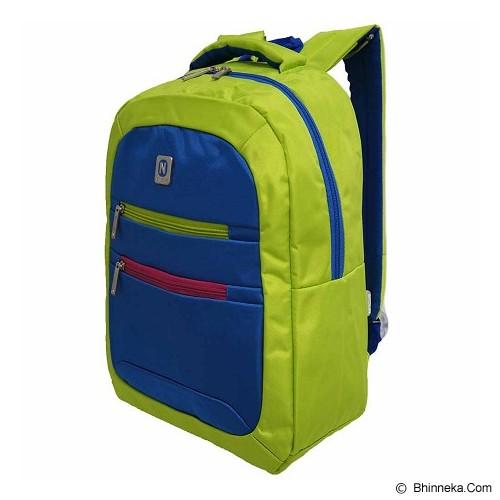 NAVY CLUB Ransel Laptop [3261] - Green - Notebook Backpack